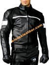 Jaket kulit Bikers MB029