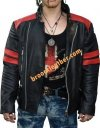 Jaket kulit Bikers MB036